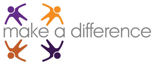 Be a difference logo