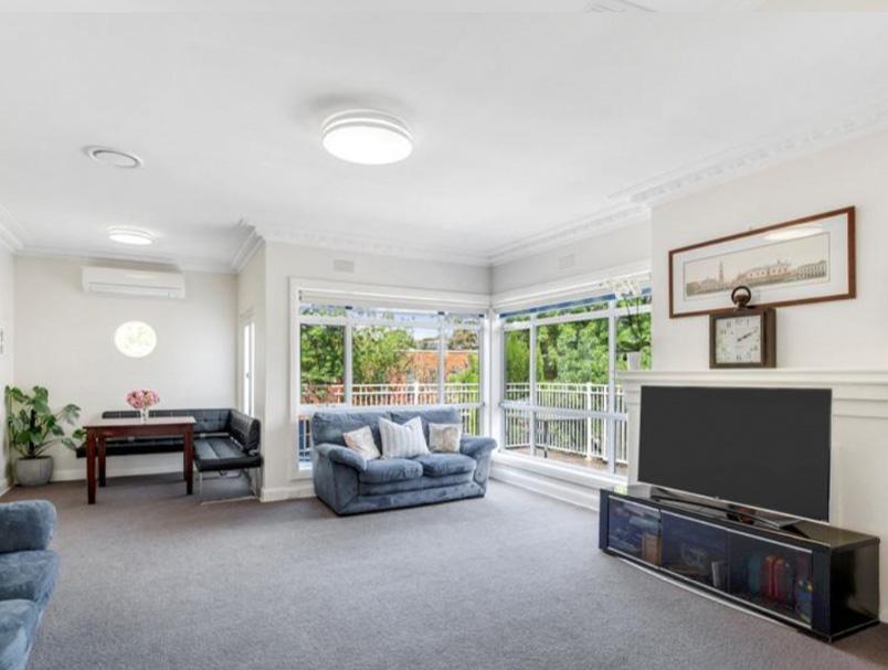 Hub Home living room